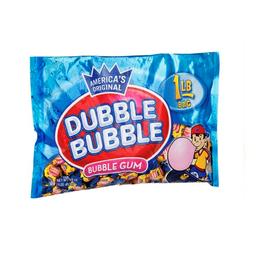 Goma de Mascar Dubble Bubble 453 g