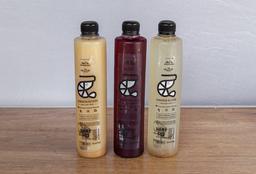 Agua Artesanal Embotellada de Limón-Chía