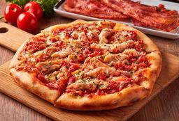 Pizza Pollo y Tocino