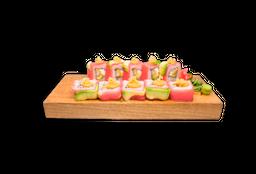 Sushi Red Dragon
