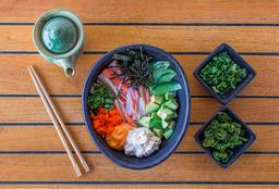 Gohan Mr. Sushi bowl