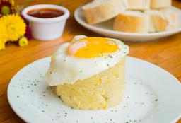 Tapa de Huevos Rotos