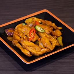 Pollo de Chaxiao