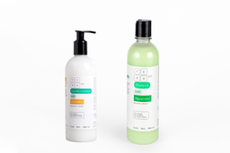 Combo YEMA & CO Acondicionador 400 mL + Shampoo 500 mL 2 U