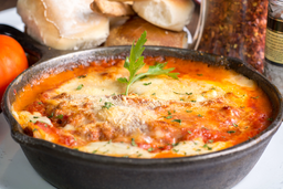 Lasagna Rossini
