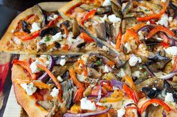 Pizza Veggie Style Pizza