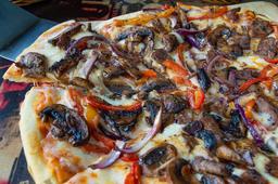 Pizza Steak Pizza