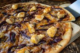 Pizza Smoke Chicken Bbq