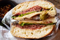 Roast Beef Sándwich