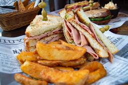 York Club Sándwich