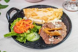Omelette Panela