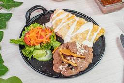 Omelette Jamón