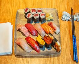 Sushi Omakase de Lujo