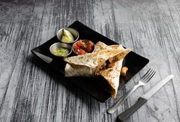 Burrito Fajitas de Pollo