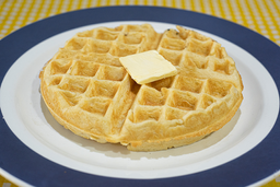 Waffle con Huevo