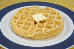 Waffle Cajeta
