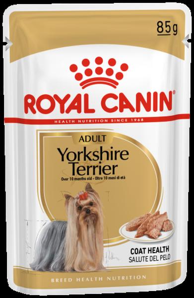 Alimento Humedo Para Perro Royal Canin Yorkshire Terrier 85 G