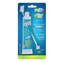 Kit Dental Fancy Pet's Pasta + Cepillo 2 U