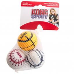 Juguete Para Perro Kong Sports Balls S 3 U