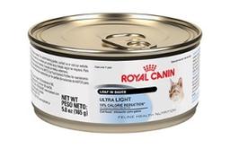 Alimento Para Gato Royal Canin Ultra Light 165 g