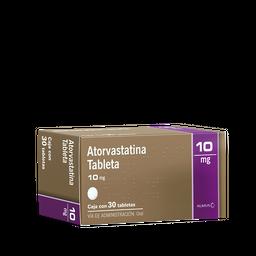 Atorvastatina (10 Mg)
