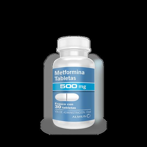 Metformina (500 Mg)