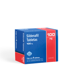 50%OFF en 2°U Sildenafil (100 Mg)