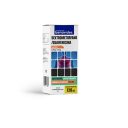 50%OFF en 2°U Dextrometorfano Guaifenesina J