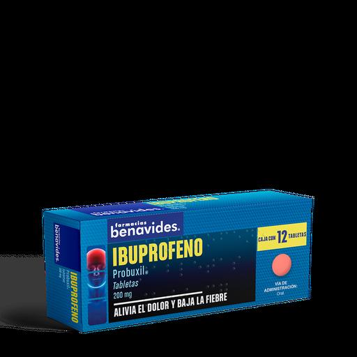 Ibuprofeno (200 Mg)