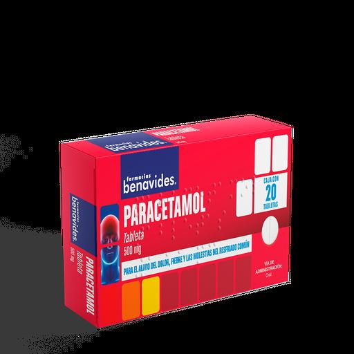 Paracetamol (500 Mg)
