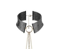 Collar Metálico Bijoux Negro Désir Metallique 1 U