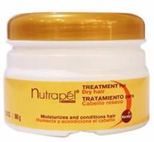 Tratamiento Capilar Nutrapel Para Cabello Maltratado 350 g