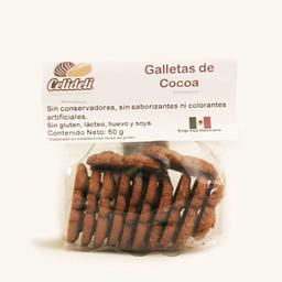 Galletas Celideli Sabor Cocoa 60 g