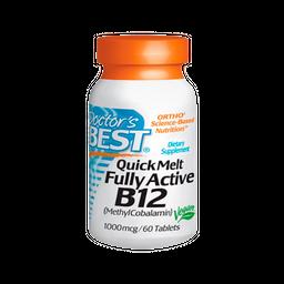 Vitamina B12 Doctors Best Masticable