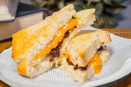 Sándwich de Queso Brie Manzana