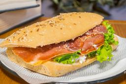 Sándwich Jamón Serrano