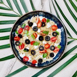 Bowl Mediterráneo