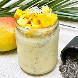 Pudín de Mango