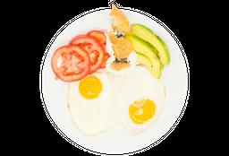 Huevos Cosecha