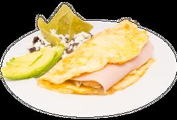 Huevos Omelette