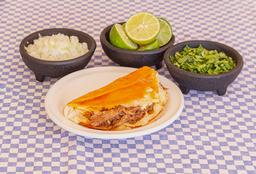 Taco Mixto de Maíz