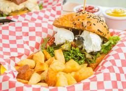Jolie Veggie Burger