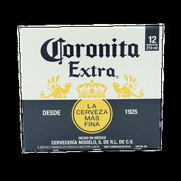 Cerveza Corona Extra 210 Ml - Corona - Botella 12 Und