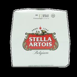 Stella Artois 12 Pack X 330Ml - Stella Artois - Botella 12 Und