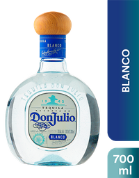 Tequila Blanco - Don Julio - Botella 700 Ml