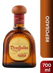 Tequila Reposado - Don Julio - Botella 700 Ml