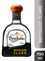 Tequila Reposado Claro - Don Julio - Botella 700 Ml