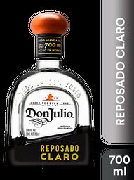 Tequila Reposado Claro - Don Julio - Botella 700 Ml