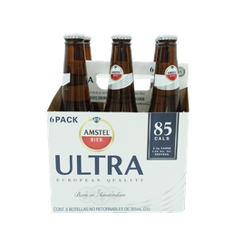 Ultra 355 Ml - Amstel - Botella 6 Und