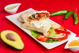 Burrito Especial con Queso